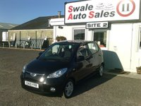 USED 2010 10 HYUNDAI I10 1.2 COMFORT 5d 77 BHP £17 PER WEEK OVER 5 YEARS SEE FINANCE LINK BELOW