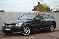 2011 MERCEDES-BENZ C CLASS 2.1 C220 CDI BLUEEFFICIENCY SPORT 5d AUTO 170 BHP £9750.00
