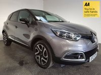USED 2014 RENAULT CAPTUR 0.9 DYNAMIQUE S MEDIANAV ENERGY TCE S/S 5d 90 BHP FULL RENAULT SERVICE HISTORY - 1 OWNER - LOW MILEAGE - SAT NAV - BLUETOOTH - REAR SENSORS - AUX/USB