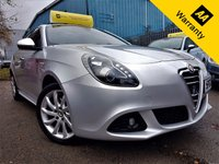 USED 2010 60 ALFA ROMEO GIULIETTA 2.0 JTDM-2 VELOCE 5d 170 BHP! p/x welcome! 2 OWNERS! HALF-LEATHER! BLUETOOTH! FULL BLACK INTERIOR! USB PORT! DNA! CRUISE & CLIMATE CONTROL! FULL S-HIST! 6 SPEED! NEW MOT! 2OWNERS+HALF-LEATHER+BLUETOOTH/USB PORT+CRUISE+DNA+FULL S-HISTORY+FULL BLACK INTERIOR+NEW MOT&SRVC!
