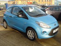 USED 2011 11 FORD KA 1.2 STUDIO 3d 69 BHP