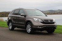 2011 HONDA CR-V 2.0 I-VTEC EX PETROL  148 BHP £10990.00