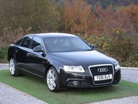 USED 2011 61 AUDI A6 SALOON 3.0 TDI QUATTRO S LINE SPECIAL EDITION 4d AUTO 237 BHP