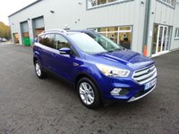 USED 2016 66 FORD KUGA 2.0 TDCI TITANIUM 150 BHP THIS VEHICLE IS AT SITE 1 - TO VIEW CALL US ON 01903 892224