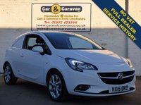 USED 2015 VAUXHALL CORSA 1.2 SPORTIVE CDTI S/S 1d 95 BHP Full Dealer History Van NO VAT 0% Deposit Finance Available