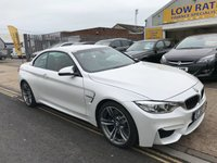 USED 2015 65 BMW 4 SERIES 3.0 M4 2d AUTO 426 BHP