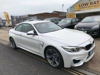 2015 BMW 4 SERIES 3.0 M4 2d AUTO 426 BHP £46000.00