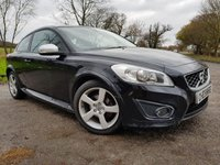 USED 2011 11 VOLVO C30 1.6 D2 R-DESIGN 3d FULL LEATHER