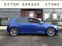 USED 2016 65 VOLKSWAGEN GOLF 2.0 TSI R DSG 4MOTION 5DR ** REVO 2 * MILTEK * NAV * LEATHER** ** FULL VW SERVICE HISTORY * REVO 2 UPGRADE **