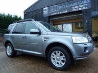 2011 LAND ROVER FREELANDER 2.2 SD4 XS 5d AUTO 190 BHP £SOLD