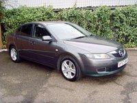 2007 MAZDA 6 2.0 TS2 D 5d 141 BHP £1199.00