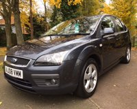USED 2008 08 FORD FOCUS 1.8 ZETEC CLIMATE 5d 124 BHP