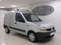 USED 2005 55 RENAULT KANGOO 1.5 SL 17 DCI 70 PLUS SWB 1d 64 BHP Great Overall Condition, 12 Months MOT