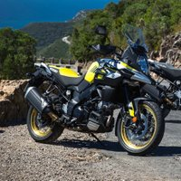 USED 2019 SUZUKI V-STROM 1000 X GTA***NEW WITH 3 BOX LUGGAGE***
