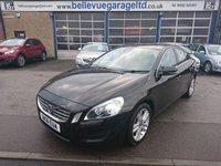 2011 VOLVO S60 2.4 D5 SE 4d AUTO 202 BHP £8995.00