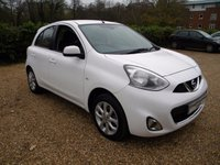 USED 2014 14 NISSAN MICRA 1.2 ACENTA 5d AUTO 79 BHP Small Engine Automatic Car