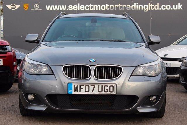 2007 07 BMW 5 SERIES 3.0 530d M Sport Touring 5dr