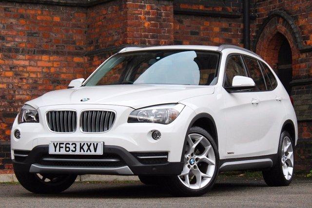 2013 63 BMW X1 2.0 20d xLine xDrive 5dr
