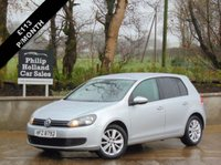 USED 2011 VOLKSWAGEN GOLF 1.6 MATCH TDI 5d 103 BHP GREAT SPEC, TOUCHSCREEN DAB RADIO, BLUETOOTH, CRUISE CONTROL, FRONT AND REAR PARKING SENSORS