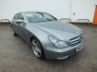 2009 MERCEDES-BENZ CLS CLASS 3.0 CLS350 CDI GRAND EDITION 4d AUTO 272 BHP £9995.00