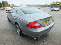 USED 2009 59 MERCEDES-BENZ CLS CLASS 3.0 CLS350 CDI GRAND EDITION 4d AUTO 272 BHP
