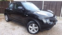 USED 2011 11 NISSAN JUKE 1.5 VISIA DCI 5dr Low Mileage, Great Value