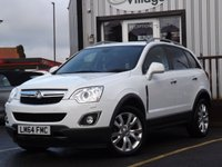USED 2014 64 VAUXHALL ANTARA 2.2 SE NAV CDTI 5d AUTO 161 BHP GREAT CONDITION VEHICLE, LOADS OF SPEC, FULL DEALER SERVICE HISTORY