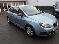 2009 SEAT IBIZA 1.2 S A/C 3d 69 BHP £4495.00