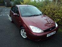 2004 FORD FOCUS 1.8 LX 5d 113 BHP £995.00