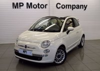 2011 FIAT 500C 1.2 C LOUNGE 3d 69 BHP £5695.00