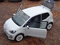 2012 VOLKSWAGEN UP}