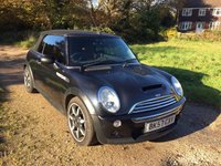 USED 2007 55 MINI COUPE 1.6 COOPER S SIDEWALK 2d 168 BHP Alloy Wheels, Low Mileage, A/C