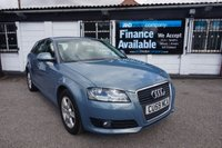 USED 2010 59 AUDI A3 1.8 TFSI SE 5d AUTO 158 BHP SERVICE HISTORY Presented with Service Histroy & 12 Months MOT, Air Conditioning, Rear Parking Aid, Audi Chours CD Radio, Alloy Wheels, Auto Lights, Auto Wipers, Electric Windows & Mirrors