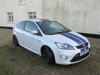 USED 2011 J FORD FOCUS 2.5 ST-2 3d 223 BHP