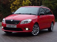 2010 SKODA FABIA 1.4 VRS DSG 5d AUTO 180 BHP £5150.00