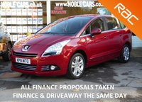 USED 2011 61 PEUGEOT 5008 1.6 HDI ACTIVE 5d 112 BHP
