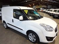 2014 VAUXHALL COMBO VAN 1.2 COMBO 2000 L1H1 CDTI SPORTIVE 90 BHP-ONE OWNER-AIR CON  £6250.00