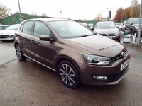 USED 2014 14 VOLKSWAGEN POLO 1.2 MATCH EDITION 5d 59 BHP SERVICE HISTORY