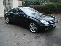 USED 2009 T MERCEDES-BENZ CLS CLASS 3.0 CLS320 CDI AMG KIT 4d AUTO 222 BHP SAT NAV**LEATHER**LOW MILEAGE**S/HISTORY**HPI