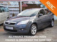 2011 FORD FOCUS 1.6 SPORT 5d 99 BHP £SOLD