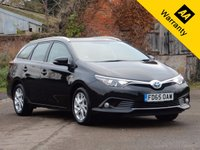 2016 TOYOTA AURIS 1.8 VVT-I BUSINESS EDITION TOURING SPORTS 5d AUTO 99 BHP £14995.00