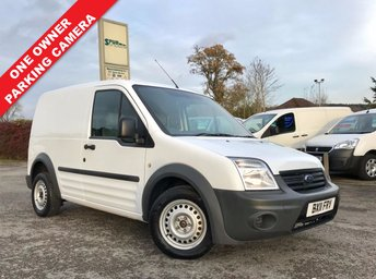 2011 FORD TRANSIT CONNECT 1.8 T220 LR 1d 75 BHP £4995.00