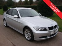 2008 BMW 3 SERIES 2.0 318I EDITION ES 4d 141 BHP £3490.00