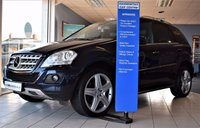 USED 2011 11 MERCEDES-BENZ M CLASS 3.0 ML350 CDI BLUEEFFICIENCY SPORT 5d AUTO 231 BHP Rear DVDS