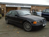 2000 BMW 3 SERIES 1.9 318TI COMPACT 3d AUTO 138 BHP £695.00