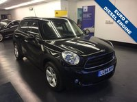 USED 2014 64 MINI COUNTRYMAN 1.6 COOPER D 5d 112 BHP OUTSTANDING CONDITION, GREAT SPEC WITH £2,000 WORTH OF FACTORY EXTRAS