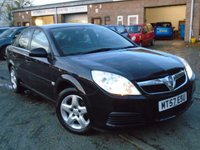 USED 2007 57 VAUXHALL VECTRA 1.8 VVT EXCLUSIV 5d 140 BHP MOT JULY 2018+GREAT SERVICE HISTORY WITH 11 STAMPS IN THE BOOK