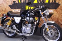 2017 ROYAL ENFIELD CONTINENTAL GT ABS £4299.00
