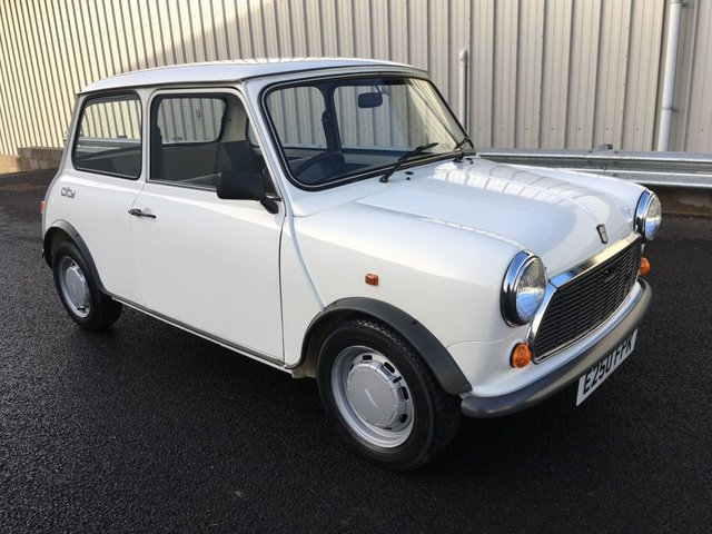 1987 E AUSTIN MINI 1.0 CITY E 39 BHP, CLASSIC, 1 OWNER, 18K MILES!