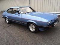 1985 FORD CAPRI MK3 2.0 LASER, TIME WARP CLASSIC £15000.00